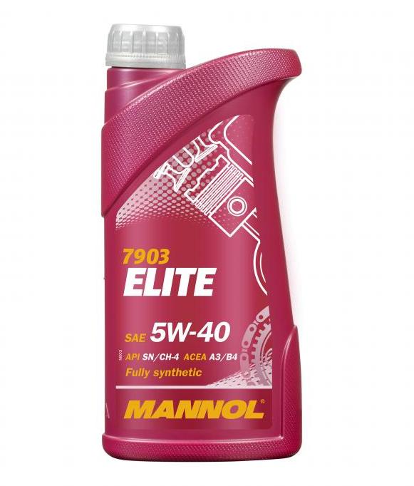 MANNOL ELITE MN7903-1 Motoröl