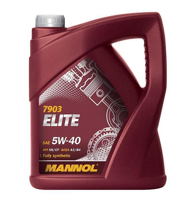 MANNOL ELITE MN7903-5 Olio motore