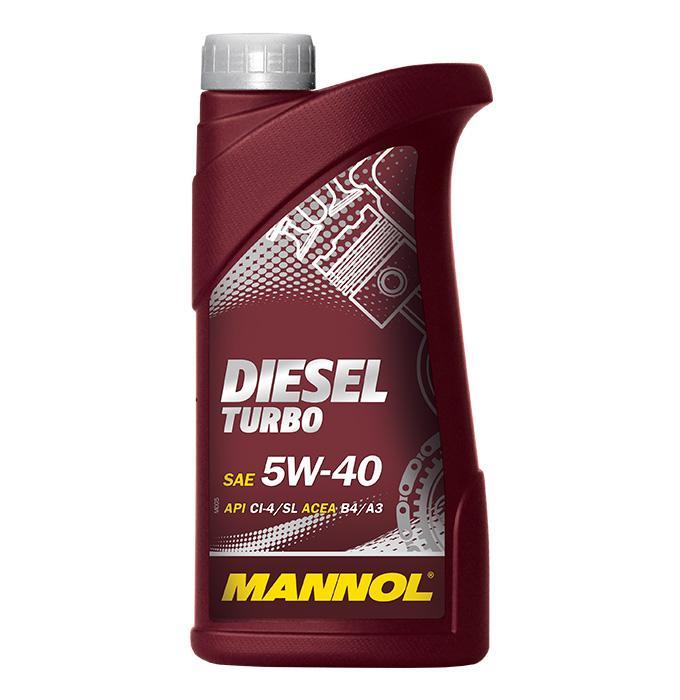 MANNOL DIESEL TURBO MN7904-1 Motoröl