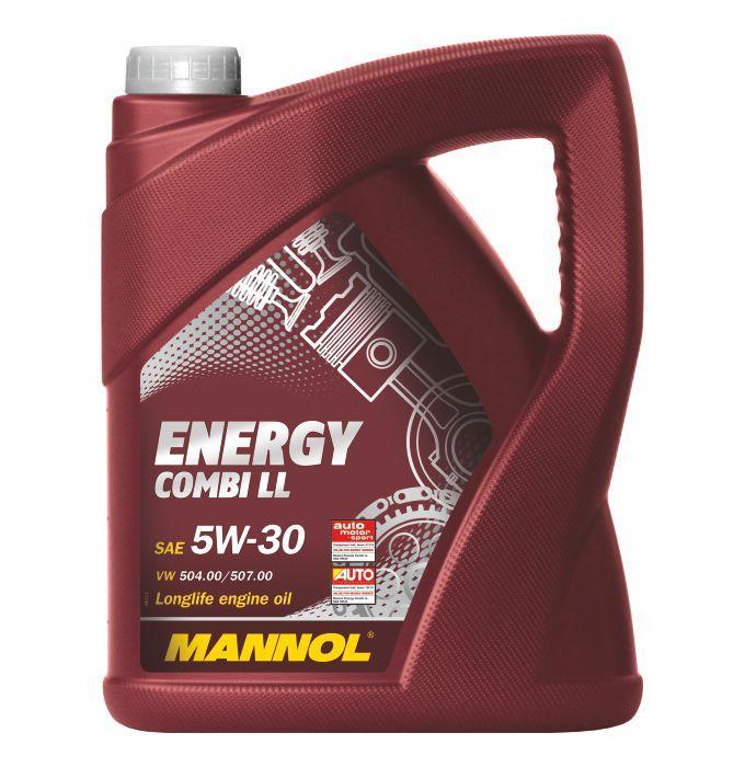 MANNOL ENERGY COMBI LL MN7907-5 Engine Oil