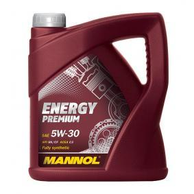 Motoröl mit OEM-Nummer 505 01