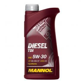 Motoröl mit OEM-Nummer 50501