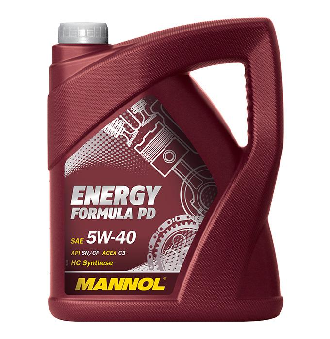MANNOL ENERGY FORMULA PD MN7913-5 Motorolaj