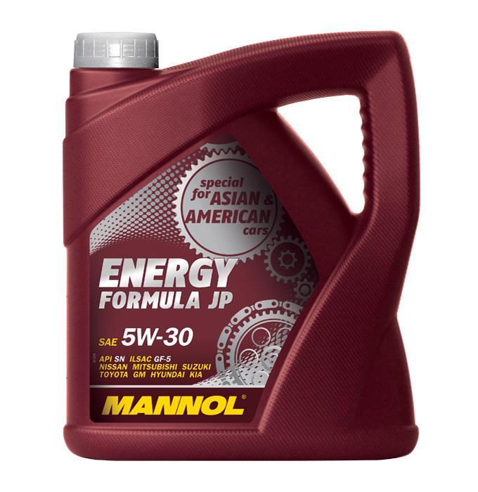 MANNOL ENERGY FORMULA JP MN7914-4 Motoröl
