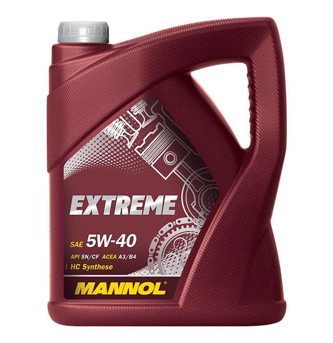 Engine Oil MANNOL 5W40 4036021525518
