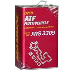 Olio cambio automatico MN8210-4ME FLAVIA Cabriolet (JS) 2.4 ac 2013