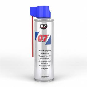 K2 Spray ze smarem 0725