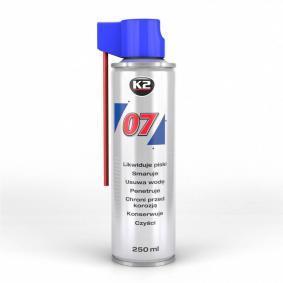Technical sprays K2 0725 for car ()