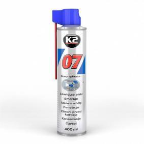 Sprays y aerosoles técnicos K2 0740 para auto ()