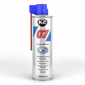 Technical sprays K2 0750 for car ()