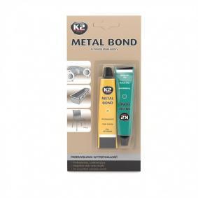 Metallkleber K2 B116 für Auto (Tube, Gewicht: 56,7g)