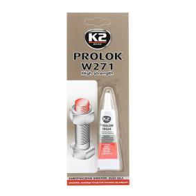 K2 лепило против развиване на болтове B151
