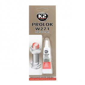 Schraubensicherungen K2 B151 für Auto (Tube, Inhalt: 6ml)