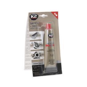 K2 Material de vedação, sistema de escape B2400