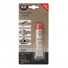 K2 Dichtstoff, Abgasanlage B2450
