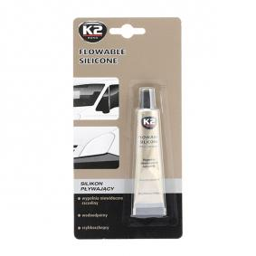 Seam sealers K2 B260 for car (Tube, Contents: 21ml, Grey)