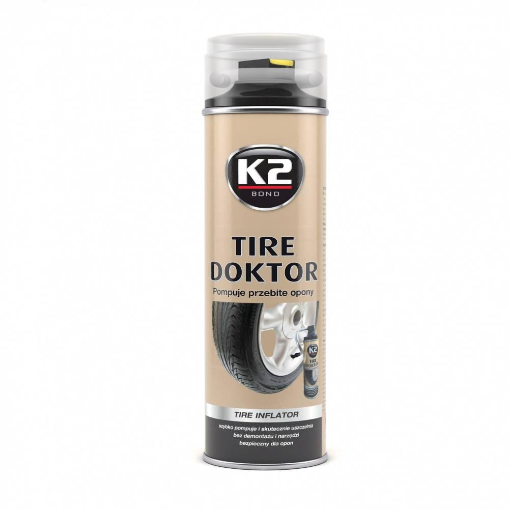 Reparação de pneus K2 B311 conhecimento especializado