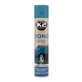 K2 Čisticí prostředek na umělé hmoty K150