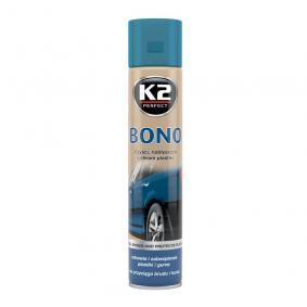 K2 Rengörare för plastdetaljer K150