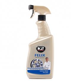 K2 Detergente para llantas K167M