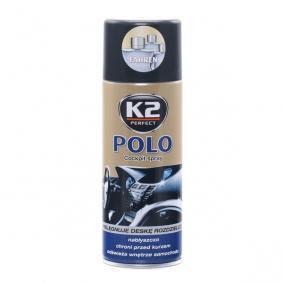 K2 Producto para lustrar material plástico K404