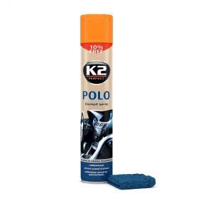K2 Producto para lustrar material plástico K407BR0