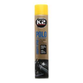 K2 Producto para lustrar material plástico K407CY0