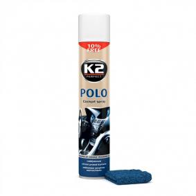 K2 Producto para lustrar material plástico K407FR0