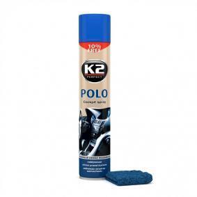 K2 Producto para lustrar material plástico K407LA0