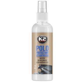 K2 Čisticí prostředek na umělé hmoty K412