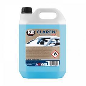 K2 Frostschutz, Scheibenreinigungsanlage K645