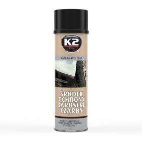 K2 Protecção contra projecção de gravilha L310
