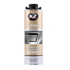 K2 Underbody Protection L325