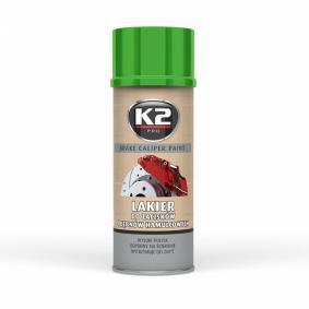 K2 Tinta para pinças de travão L346ZI