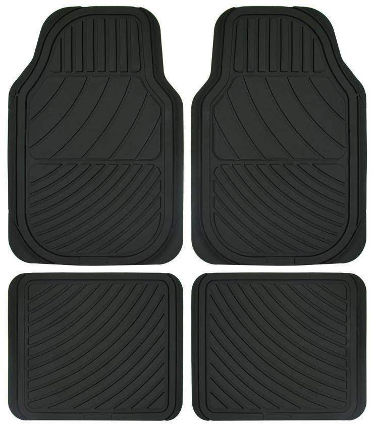 POLGUM  TS3358PC Autofußmatten Größe: 35.5x45.5, 66x44.5