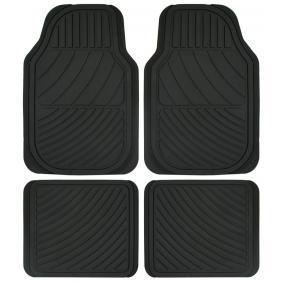 Floor mat set Size: 66x44.5, 35.5x45.5 TS3358PC