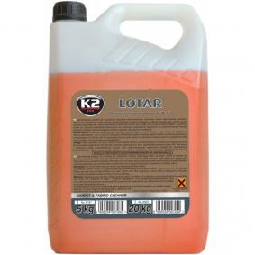 K2 Detergente para textiles / alfombras M181