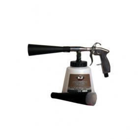 K2 Spray Gun, pressure bottle M451