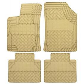 Floor mat set Size: 75.5x54.5, 45x50 AH005B