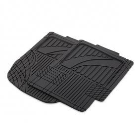 Floor mat set Size: 71x48 AH007PC