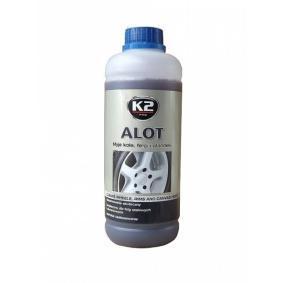 K2 Καθαριστικό ελαστικών M821