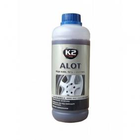 Wheel cleaners K2 M821 for car (Capacity: 1l)