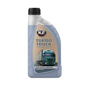 Waschreiniger und Außenpflege K2 M842 für Auto (Inhalt: 1l)