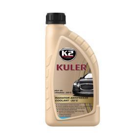 K2  T201N Antifreeze Specification: LONG LIFE
