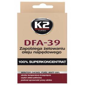 K2 Aditiva do paliva T310