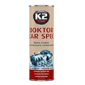 K2 Aditivo de óleo do motor T350
