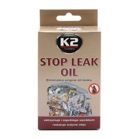 Aditivos de aceite de motor K2 T377 para auto (Contenido: 50ml)