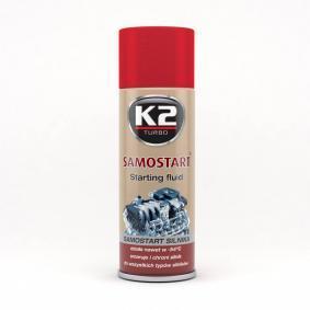 K2 Spray pornire T440