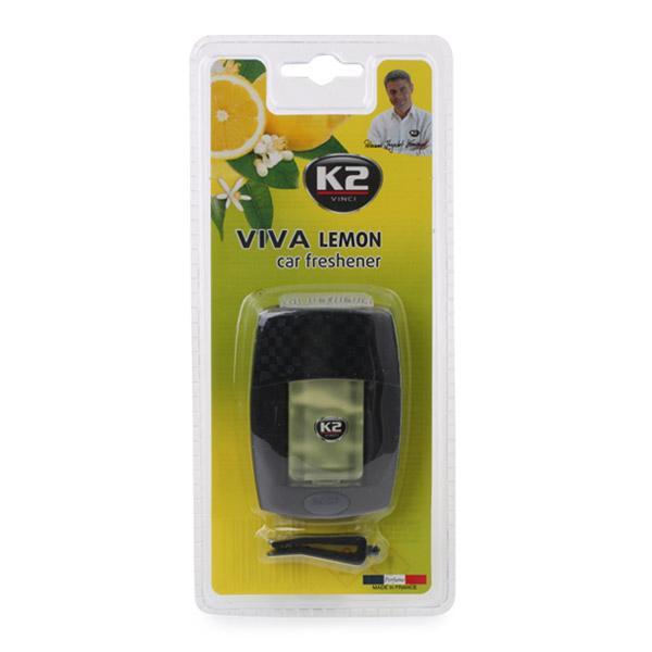 Ароматизатор K2 V122 експертни познания