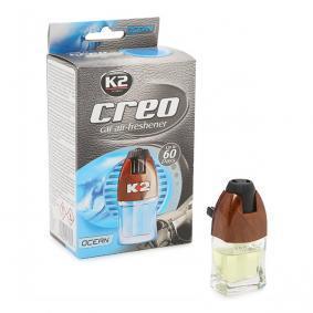 Innenraum-Auto-Reiniger und Pflegeprodukte K2 V306 für Auto (Sprühdose, Inhalt: 8ml)